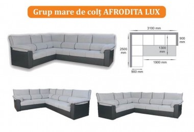 Afrodita II 3 locuri