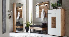 caya garderoba modulara lemn masiv